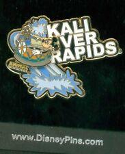 Dsney Pin Kali River Rapids Logo Slider Pin WDW
