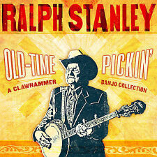 1 CENT CD Old-Time Pickin': A Clawhammer Banjo Collection - Ralph Stanley