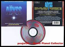 THE ABYSS - J.Cameron (BOF/OST) A.Silvestri (CD) 1989