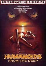 Humanoids from the Deep (DVD, 1980) Doug Mcclure, Ann Turkel, Vic Morrow
