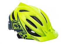 Troy Lee Designs A2 Decoy MIPS Bike Helmet M/L 57-59cm Flo Yellow/Air Force Blue