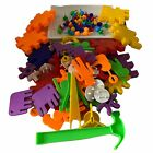 Quercetti Kaleido Gears 51 Pieces + 46 Pegs Board Cogs Educational Toy Toddlers
