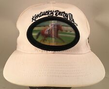 1998 Kentucky Derby 124 Churchill Downs Extreme Motion Snapback Hat Cap Usa Made