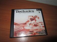 TRIPLE CD RECOPILATORIO DE MUSICA DANCE. TECHNICS ORIGINAL SESSIONS.