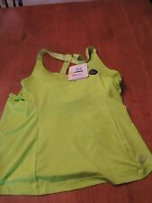 Womens Oakely Shine Sports Support Tank, NWT, XL