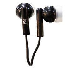 Nutek Ep-102-1 Earphone - Stereo - Black - Mini-phone