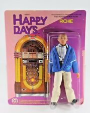 "Vintage 1976 Mego Happy Days Richie 8"" Poseable Doll on Unpunched Card"