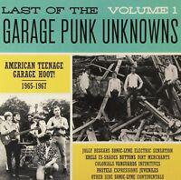 VARIOUS/GARAGE PUNK UNKNOWNS - THE LAST OF..VOL.1  VINYL LP NEW!