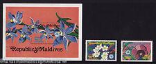 Maldive Islands - 1984 Ausipex - U/M - SG 1054-5 + MS1056
