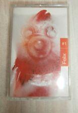 "Felix -""Felix #1"" Album. Original 1993 Issue Cassette Tape - tested working VGC"