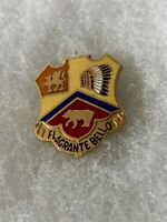Authentic US Army 83rd Field Artillery Unit DI DUI Crest Insignia E23