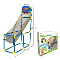Arcade Indoor Basketball Set Kinder Basketballständer Tür Basketballkorb Netz