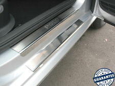 VW POLO V 5d 2009-14 8pcs Stainless Steel Door Sill Guard Cover Scuff Protectors