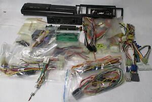 Vintage Alpine Jensen Craig JVC Sanyo Car Radio CD Cassette Repair Part Huge Lot