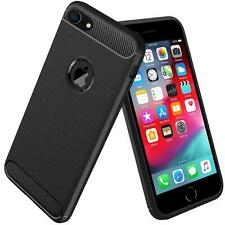 FinestBazaar IPHCSE7 Shockproof Hybrid Silicone Case Cover for Apple iPhone 6 - Navy Blue
