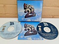 Now Thats What I Call Music 25 Double CD Fatbox Version Retro 1993 Album