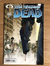 The Walking Dead Issue 4 First Print 2004 Comic Kirkman