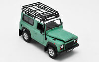 Welly 1:24 Land Rover Defender Diecast Car Model Toy