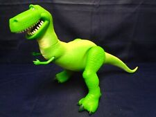 Disney Pixar Toy Story Rex Posable Action Figure Thinkway Toys
