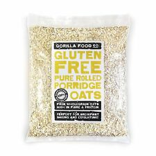 Gorilla Food Co. Gluten Free Rolled Oats - 2 Pounds