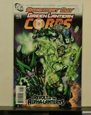 Green Lantern Corps #49 August 2010