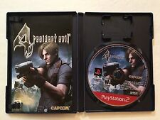 Resident Evil 4 - Sony PS2 PlayStation 2 - COMPLETE