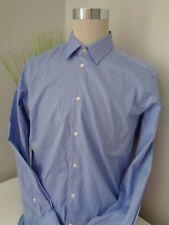 Vivienne Westwood Man Blue Cotton Formal Shirt Size 50 UK 40 Chest