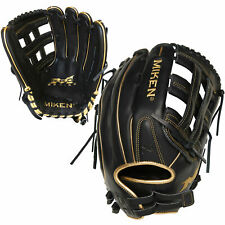 "Miken Gold Pro Series 14"" PRO140-BG Slowpitch Softball Glove, Right Hand Thrower"