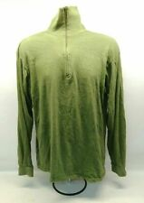 British Army Cold Weather Norgi Field Shirt Olive Green Thermal Winter Cold