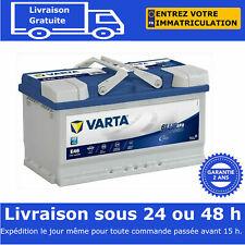 *E46 VARTA Start-Stop Batterie de Voiture - Garantie 2 ans.*