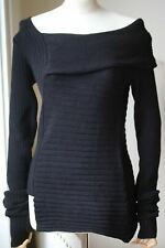 Maurie and Eve Aveline Ripp Strick Pullover UK 8