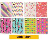 2018 A5 Organiser con magnete chiusure - Diario (SCUOLA/organiser/modelli)
