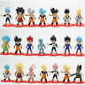 Dragon Ball Z Super Saiyan Son Goku Vetega Gotenks Collection Toys 21pcs/Set