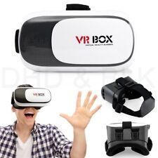 2nd Gen VR Realidad Virtual Auricular Caja Gafas VR Gafas para IOS Samsung iPhone