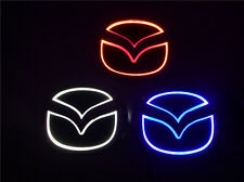 Waterproof 5D LED Car Logo Light Auto Badge Light Rear Emblem Lamp For MAZDA 2 3