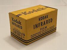Vintage Kodak Infrared Film 35mm Expired