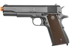 Full Metal Colt 1911 A1 CO2 Blowback Airsoft Pistol Toy