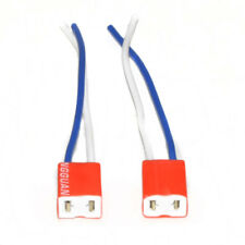 2 PEZZI H7 HEADLIGHT sostituzione riparazione portalampada Socket Connettore a Spina Filo