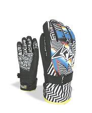Level Handschuh  Junior schwarz wasserdicht atmungsaktiv wärmend isolierend