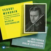 Beethoven and Mendelssohn: Violin Concertos [CD]