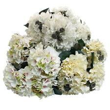 Flores secas y artificiales decorativas 100% seda para el hogar