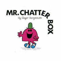 Mr. Chatterbox (Mr. Men Library), Hargreaves, Roger, Very Good Book