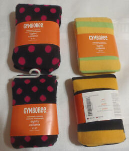 Gymboree Halloween Costume Tights Choice 2T 3T 4T 5T 8-10 NWT Flower Butterfly
