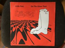 Little Feat On the Other Foot Olympia Paris Live 1975 Vinyl LP EAA 003 album