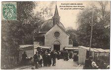 CPA 93 - CLICHY SOUS BOIS (Seine Saint Denis) - Notre Dame des Anges. Pélerinage