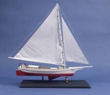 Dumas #1704, Skipjack Sailboat Kit - Wooden Boat Model Kit