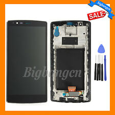 LCD + Digitizer Screen+ Bezel Frame For LG G4 H810 H811 H815 VS986 LS991 Replace