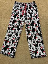 Womens Disney PJ Pants M
