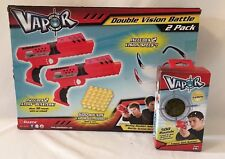 Vapor Gun Atlas Double Vision pack of two + 500 Extra Ammo Toy Shipping is Free