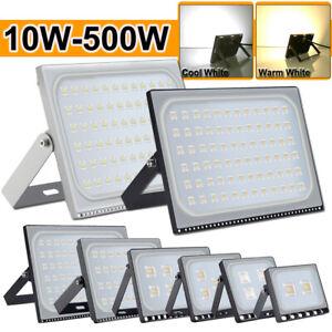 500W 300W 200W 100W 50W LED Flood light Arena Outdoor Garden Yard Spotlight IP65